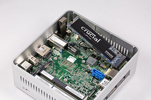 Crucial MX500 500GB CT500MX500SSD4-bis zu 560 MB/s...
