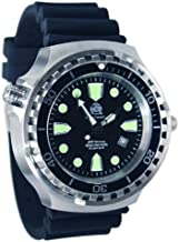Tauchmeister diver watch -automatic movt. sapphire glass helium velve T0253