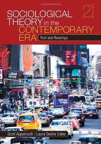 Price comparison product image Sociological Theory in the Contemporary Era: Text and Readings
