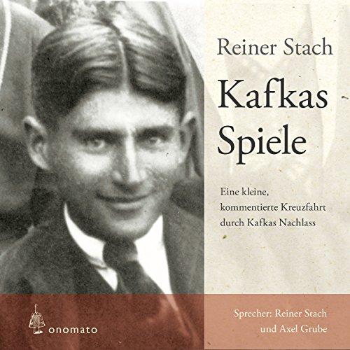 Kafkas Spiele audiobook cover art
