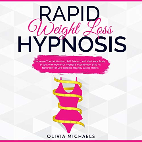 Rapid Weight Loss Hypnosis Titelbild