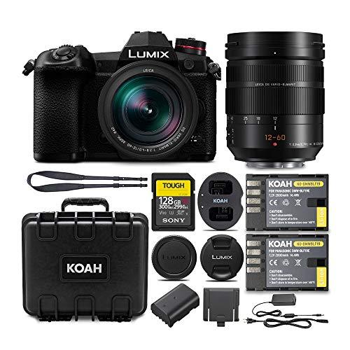 Panasonic DC-G9LK LUMIX G9 Mirrorless Camera with...