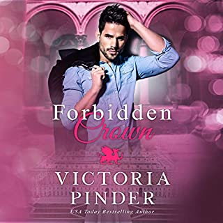 Forbidden Crown audiobook cover art