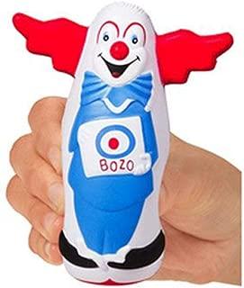 Bozo Foam Squeeze Toy - 4.75