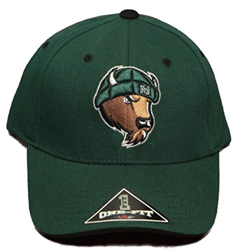 Marshall University Thundering Herd One Size Stretch-Fit Embroidered Hat Green