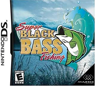 Best super black bass fishing game Reviews