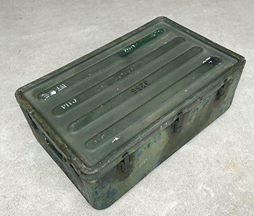 米軍U.S. ARMY ミリタリー アルミ・コンテナ ボックス(大)