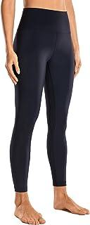 CRZ YOGA Women's 7/8 High Waisted Yoga Pants Workout Leggings Naked Feeling I-25 Inches
