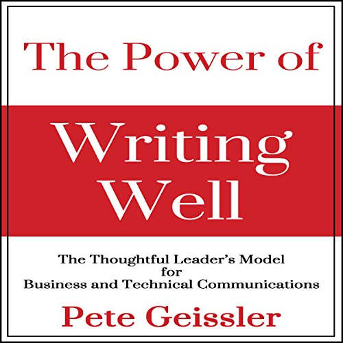The Power of Writing Well cover art