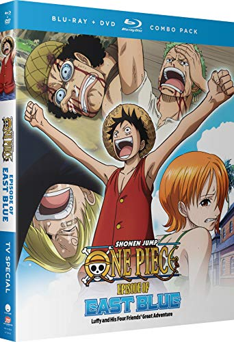 One Piece - Episode Of East Blue: Luffy & His Four [Edizione: Stati Uniti] [Italia] [Blu-ray]