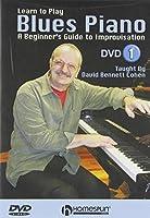 Blues Piano 1 & 2 [DVD] [Import]