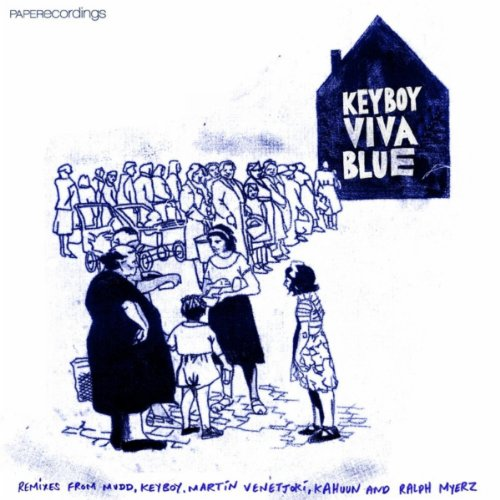 Viva Blue (KeyBoy 2009 Cup mix)