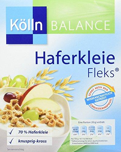 Kölln Balance Haferkleie Fleks, 8er Pack (8 x 250 g)