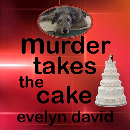 Murder Takes the Cake audiobook cover art