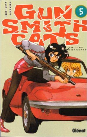 Gun Smith Cats, tome 5