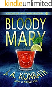 """Bloody Mary (Jacqueline """"Jack"""" Daniels Mysteries Book 2)"""