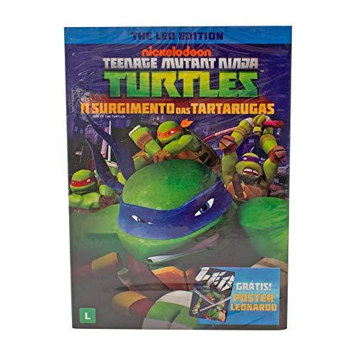 Dvd - Tartarugas Ninjas O Surgimento das tartarugas