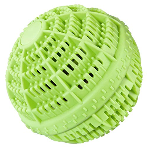 Xavax Waschball, 80 Mineralkugeln, Allergikerfreundlich, Power Pearls