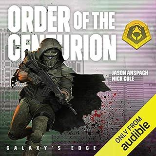 Order of the Centurion cover art
