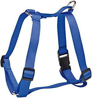 "Prestige Pet Products Dog Harness 3/4"" X 12-20"" (30-51cm), Blue"