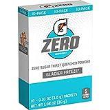 Gatorade - Sports Drinks G Zero Powder Packets Glacier Freeze 20oz 10ct