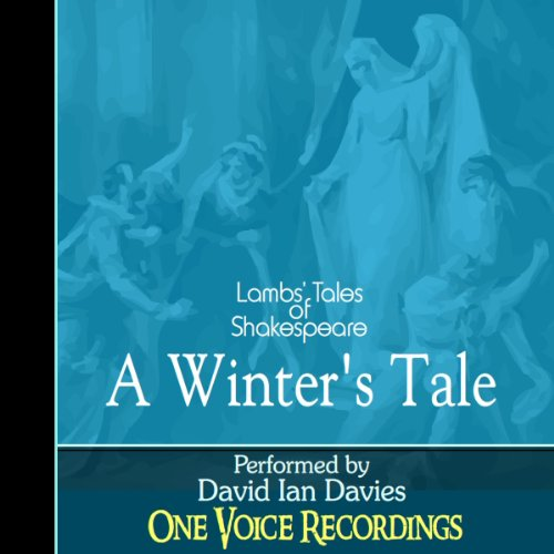 A Winter's Tale audiobook cover art