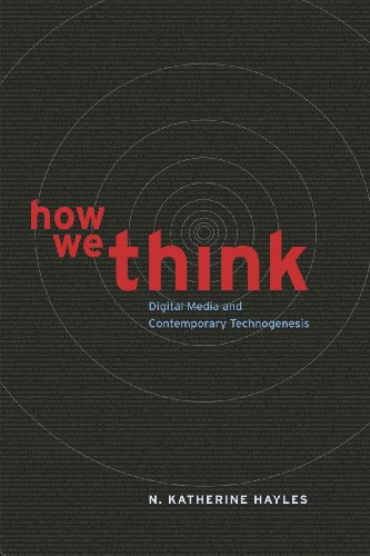 Image of How We Think: Digital Media and Contemporary Technogenesis