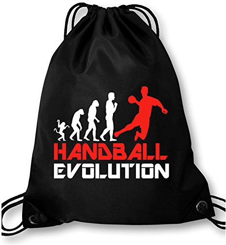 EZYshirt® Handball Evolution Turnbeutel