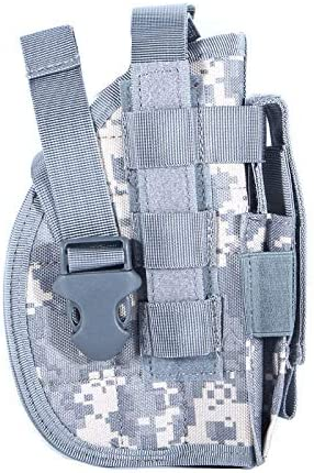 Wholesale ACEXIER Universal Tactical Gun Holster H Right Pistol Molle Hand Free Shipping New