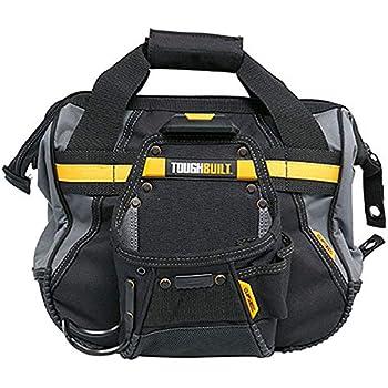 TOUGHBUILT TOU-60-26 66,04 cm bolso con boca ancha negro//amarillo