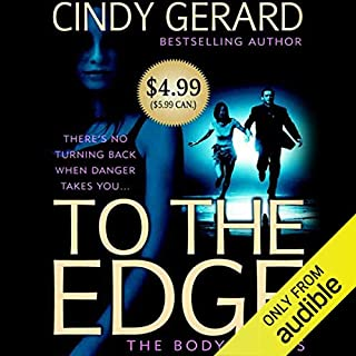 To the Edge audiobook cover art