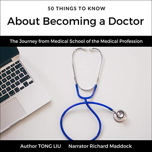 50 Things to Know About Becoming a Doctor cover art