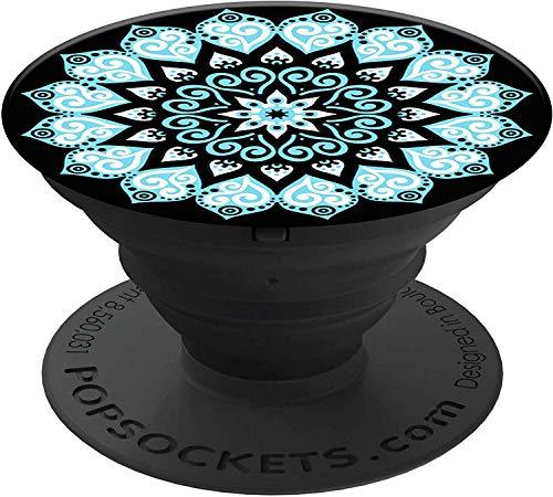 Popsockets - Soporte y Agarre (No Intercambiable) para Teléfonos Móviles y Tabletas - Peace Mandala Sky