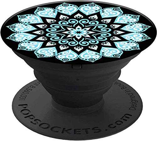 PopSockets: Collapsible Grip & Stand for Phones and Tablets - Peace Mandala...