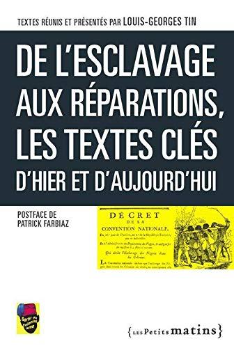 Od ropstva do popravka, ključni tekstovi od jučer i danas