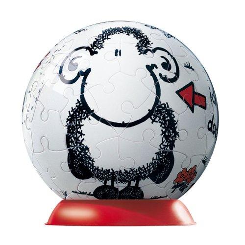 Ravensburger 09471 - Sheepworld, 60 Teile Puzzleball