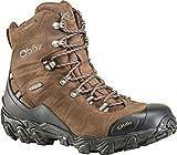 "Oboz Bridger 8"" Insulated B-Dry Hiking Boot - Men's Bark Brown 12"