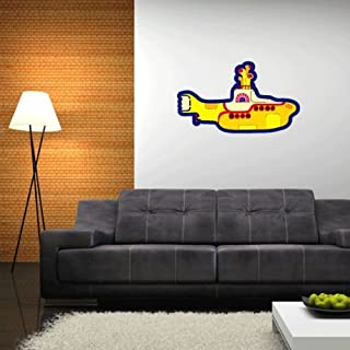 Beatles Yellow Submarine Wall Graphic Decal Sticker 25