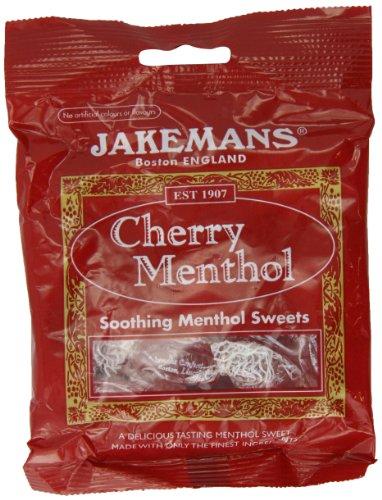 Jakemans Cherry Bags 100g (Pack of 10)