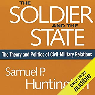 The Soldier and the State audiobook cover art