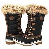 GLOBALWIN Women's 1837 Winter Snow Boots (8.5 (M)...