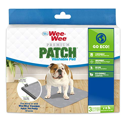 four paws washable wee wee pads