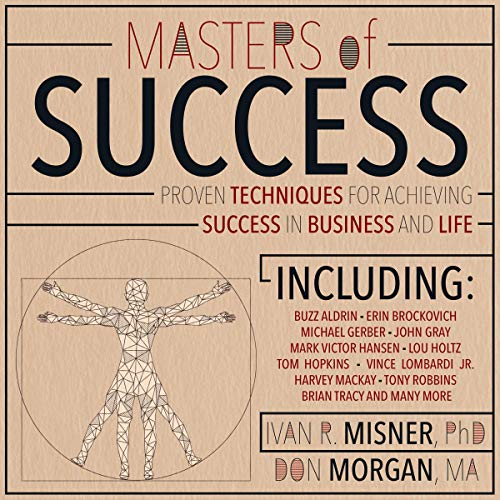 Masters of Success audiobook cover art