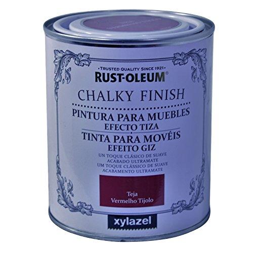 Rust-Oleum 4080703 Pintura, Teja, 750 ml