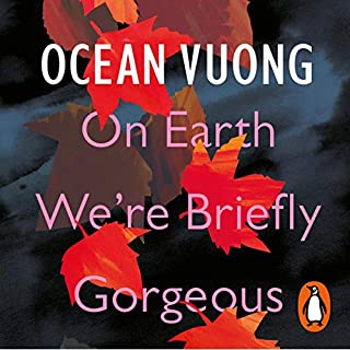 On Earth We're Briefly Gorgeous audiobook cover art