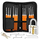 Lock Stainless Steel Sets 17pcs Gift Kits with a Lock