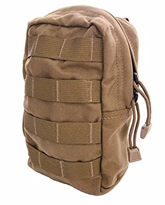 Specter Military Army USMC Made in USA MOLLE Utility Medical First Aid EMT Pouch