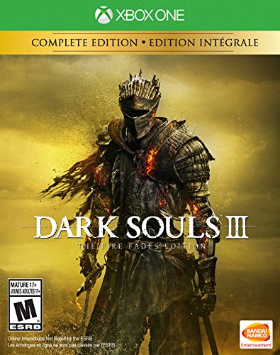 Dark Souls III: The Fire Fades Edition - Xbox One