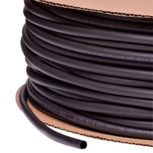 partCore Schrumpfschlauch 6 mm schwarz
