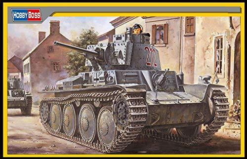Hobby Boss Cookelani 80141 – Modèle Kit German Char Kpfw. 38 (T) Ausf. B